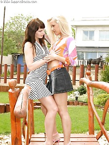 Sapphic Erotica Faithful Lesbian Girls 73441