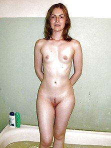 Shaved Small Tit Milf