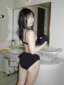 My Favorite Jp Ama Black Lingerie