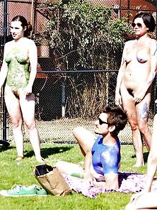 Freemont Solstice Parade Public Nude Mix 2016