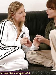 Sapphic Erotica Youthful Lesbian Girls 46206