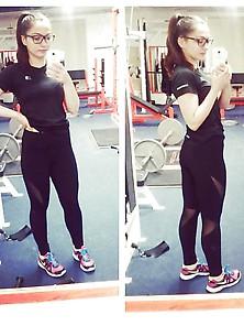 My Gym Instructor Smelly Pantyhose Leggings