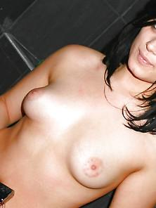 My Small Tits Sexfriend Teen Showers