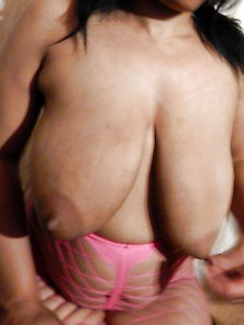 My Huge Latina Udders (Myw3Tmouth)