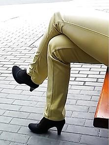 Public Nylon And Shoes