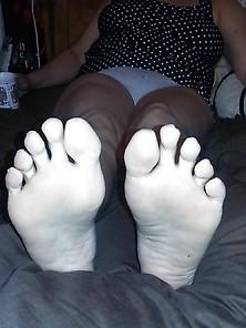 Bbw Wife Feet