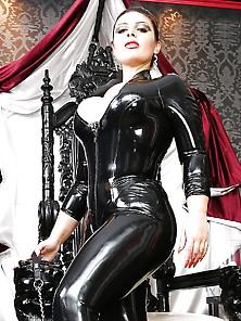 Dominant Ladies - Latex Leather Etc.  40