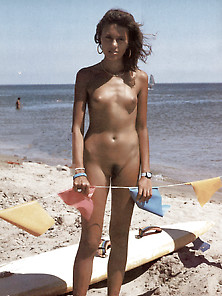 Hot Teen Nudist About 30 Years Ago,  6