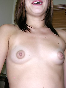 Tiny Breasted Petite Teen