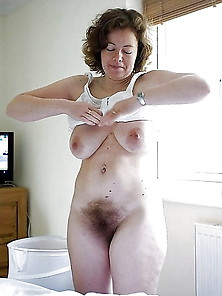 Amazing Milf With Big Tits And Gorgeous Bush