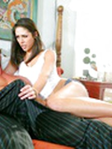 Xhamsters Com - Gorgeous Brunette Fins A Huge Dick To Satisfy He