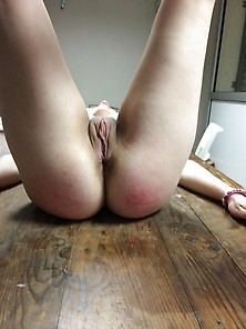 Nervous Teens Waiting For A Spanking Pt 19