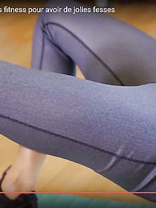 Miss France Et Legging