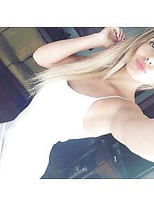 Sofia C.  Terrible Rubia De Instagram.