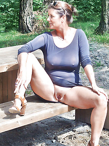 Shaved Milf And Matures.