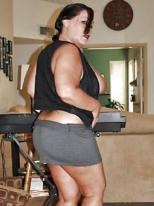 Donna Matura Con Corpo Stupendo