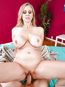 Ms.  Ann - Blonde Milf Pov