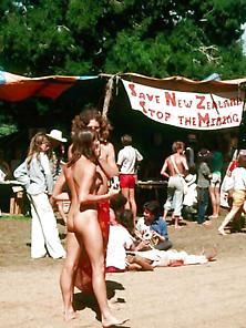 Girls nude festival Girls From