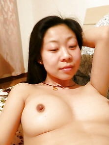 Chinese Wife Sucks Dick And Licks Ass