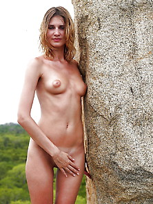 Magnificent Tall White Goddess In Africa-Ii