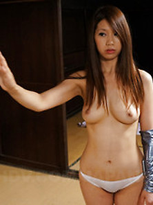 Asian Seto Himari Is A Very Horny Robot Wanting Cock Fullhd 1080