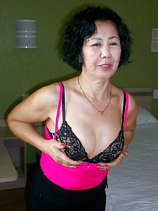 Granny anal nackt asian Chinese