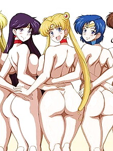 Anime Hentai 5.  Sailor Moon