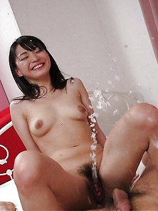 Squirting Asians