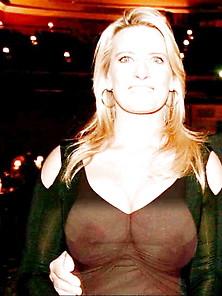 Nackt brüste claudia kleinert Nackte Micaela