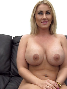 Anal Milf Jessica On Backroom Casting Couch
