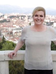 Nackt Kolinda Grabar-Kitarovic  See pics: