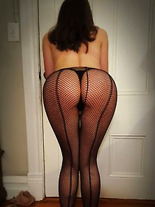 Yall Always Seem To Love It When I Wear My Fishnets For You Wann