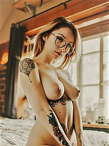 Tattoo Teen Naked