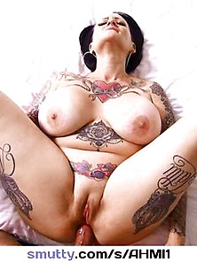 Thick Tattoo Milf