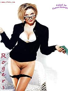Celebrity Lisa Rogers Naked HD